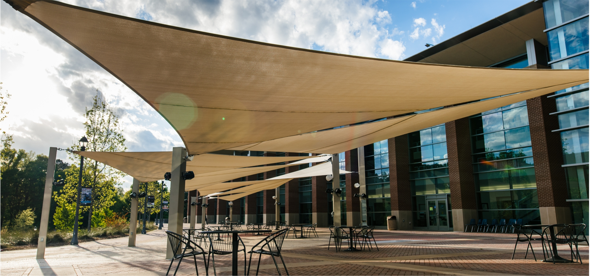 Custom Shade Sails & Structures